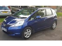 2009 59 HONDA JAZZ I-VTEC ES ++AUTOMATIC++ 1.4L PETROL++ FULL SERVICE HISTORY++PADDLE SHIFT++5 DOOR+