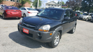 2009 HYUNDAI TUCSON *CERTIFIED*NO ACCIDENTS *LOW KMS*