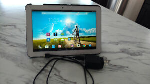 "Acer Iconia Tablet 10.1"" A3-A20 model with protective cover."
