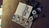 Ps3 with 9 games super Nintendo with four games
