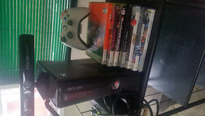 Xbox 360 -kinect -7 games