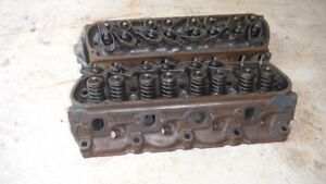 1970 Ford 351W D00E-C cylinder heads