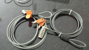 Laptop Security Cables