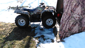 Need a starter for baja 400 4x4