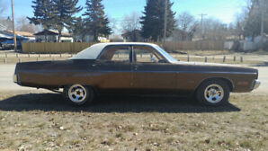 1973 Plymouth Fury 3 Beautiful Condition