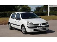 2004 Renault Clio 1.5 dCi Expression 5dr