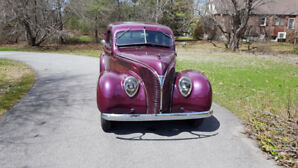 Beautiful Original 1938 Ford 4 doors / Jolie Ford 1938 4 portes