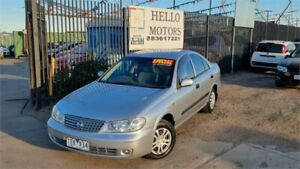 2004 Nissan Pulsar N16 ST-L Silver 4 Speed Automatic Sedan Ravenhall Melton Area Preview