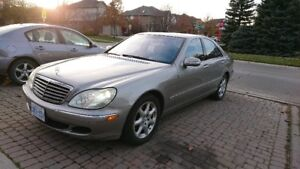 2003 Mercedes S430 4Matic