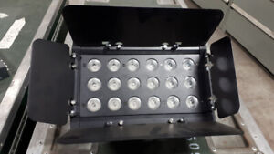 Chauvet Colorband UV lights - like new condition
