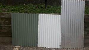 4x3roofing metal sheets 9pcss total