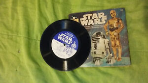 Star Wars-Story, Music and Photos From the Motion Picture 33 1/3