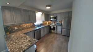 Furnished Room for rent in Whitby Next to GO Station MAY 1, 2019