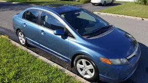 Honda civic lx 2008 4 portes