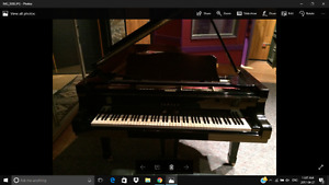 Grand Piano Now Available