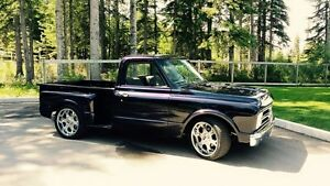 price well under build cost!! 1967  chevy c-10