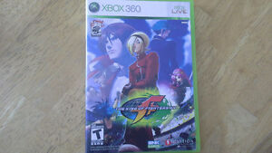 The King of Fighters XII XBOX 360 XBOX Live