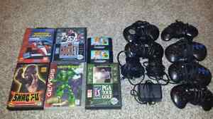 Selling a Bundle of Sega Genesis Games and Accessories!