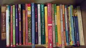 Young reader to teens books