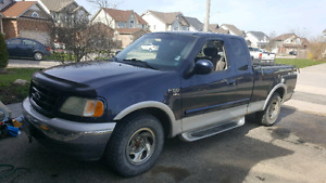 2002 Ford F150 xlt for sale