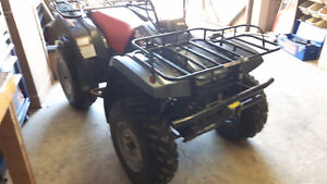 1992 Yamaha big bear 350 4x4 in mint condition Cambridge Kitchener Area image 3