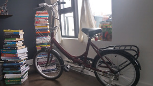 Bicyclette Pliable/Foldable Bicycle