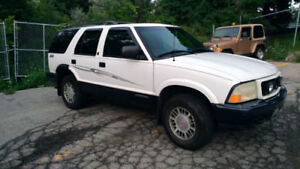2000 GMC JIMMY SL