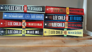 Lee Childs novels