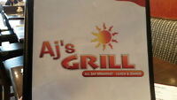 All Day Breakfast/Lunch Restaurant For Sale with Liquor License