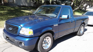 2009 Ford Ranger Turbo