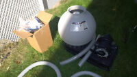 Hayward filtre a sable Neuf,  sand filter brand new