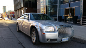Chrysler 300-Phantom Front
