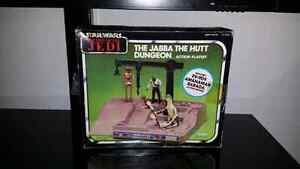 Star Wars The Jabba the Hutt Dungeon Action Playset, No Figures