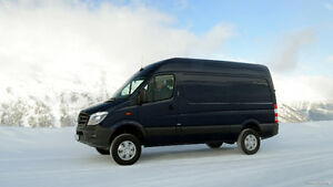 2015 Mercedes-Benz Sprinter 4X4, DIESEL BLUE TEC