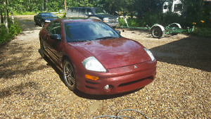 Price Reduced Mitsubishi Eclipse GTS!!! $4000 OBO