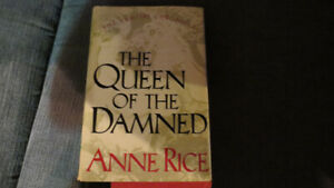 Anne Rice book