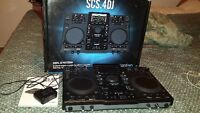 Stanton SCS4.dj Controller and Mix Station..
