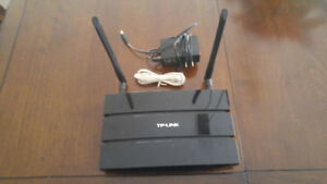 TP-Link 300Mbps Wireless N ADSL2+ Modem Router