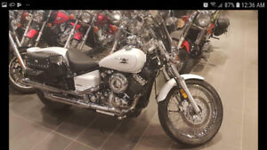 Yamaha VStar 650 for sale $3750 certified