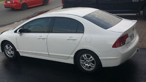 #2008 Honda Civic - Very good on gas and No repair needed!#