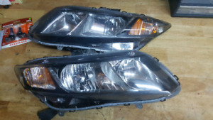 Headlight honda civic 2009 a 2011