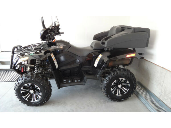 Used 2010 Arctic Cat Arctic Cat 700 H1 EFI TRV 4x4