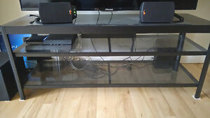 "IKEA 55"" TV stand Gettorp"