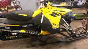 WANTED 2014 TnT CHASSIE OR SIMUL:AR PARTS SLED
