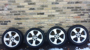 """17"""" with Alloy Rims 205 50R 17 London Ontario image 2"""