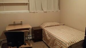 Furnished Room Available Immediately  $450.00
