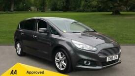 image for Ford S-MAX 2.0 TDCi 150 Titanium 5dr - Se Estate Diesel Manual
