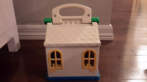 Vintage Little Tikes Toddle Tots Family Home Edmonton Edmonton Area image 4