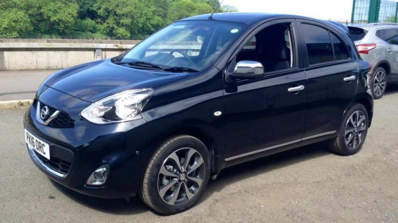 2016 nissan micra n tec petrol in preston lancashire gumtree. Black Bedroom Furniture Sets. Home Design Ideas