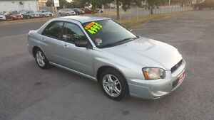 SUBARU IMPREZA 2.5 RS *** ALL WHEEL DRIVE PERFORMANCE *** $4995